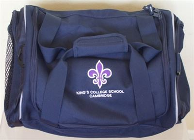 KINGS COLLEGE HOLDALL - LARGE