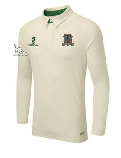 Clapham CC long Sleeve Shirt