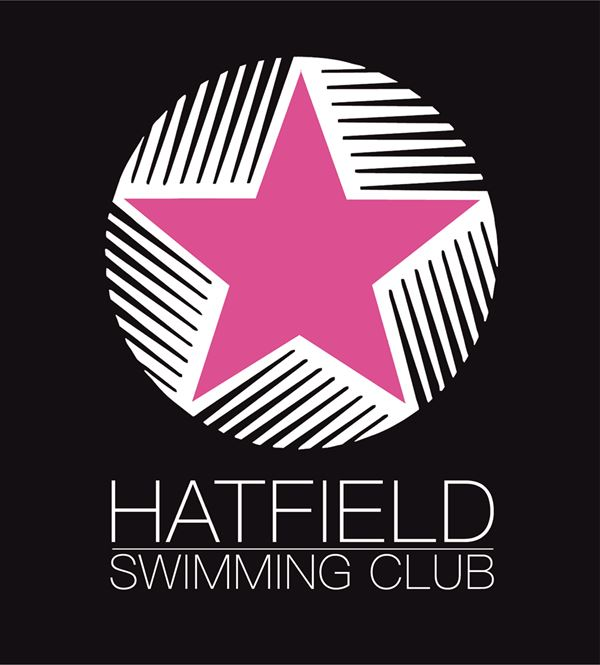 Hatfield Swim Stacked Logo