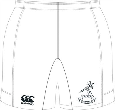 Batten House Rugby Shorts