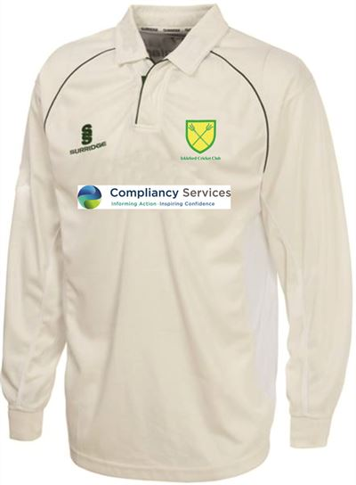 Ickleford CC LS Cricket Shirt