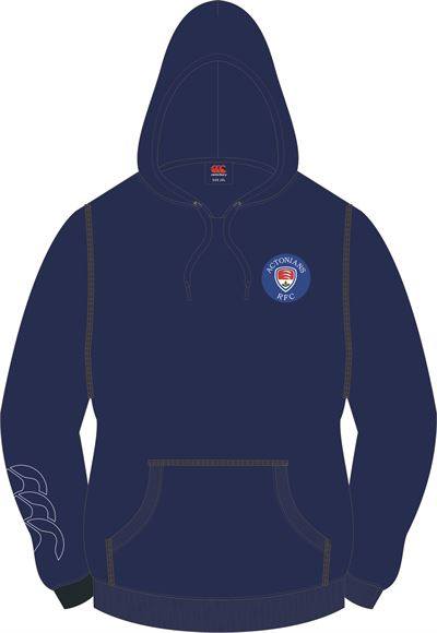 actonians teamwear hoody