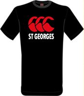 CCC LOGO ST GEORGES TEE