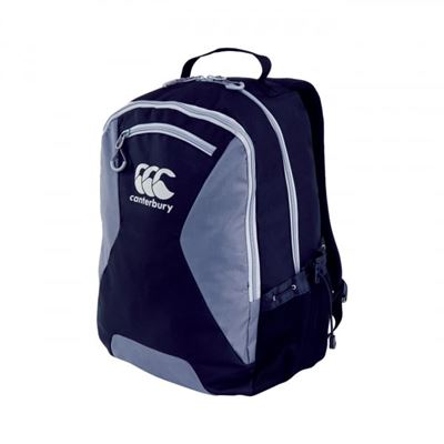 team back pack navy