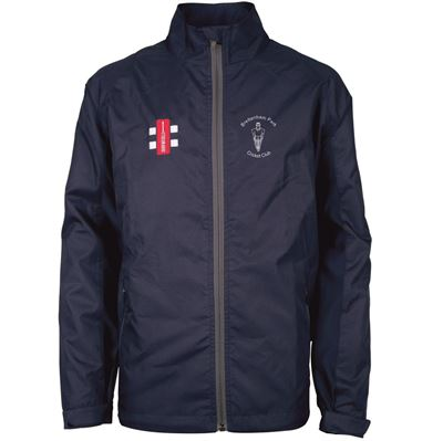 Brettenham Park CC Training Jacket navy
