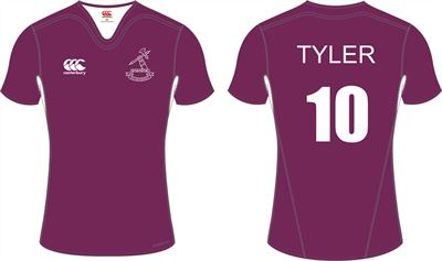 Batten House Rugby Shirt