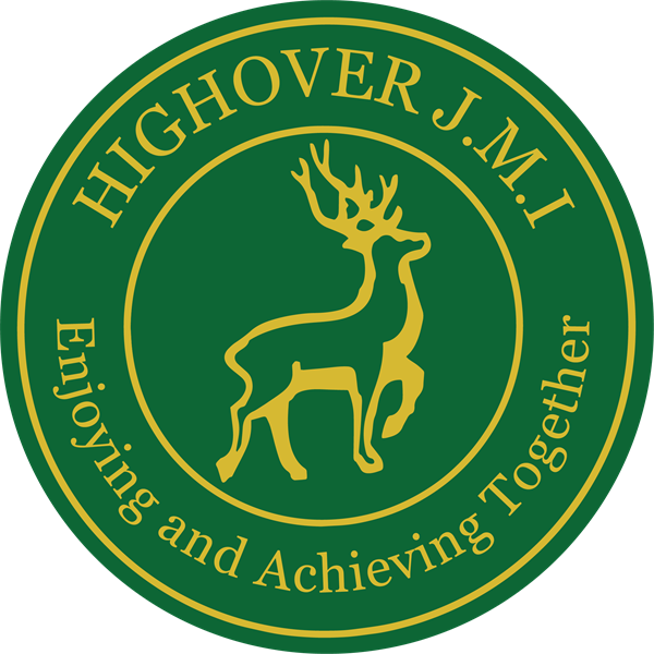 Highover Logo - enjoying and achieving (Transparent)