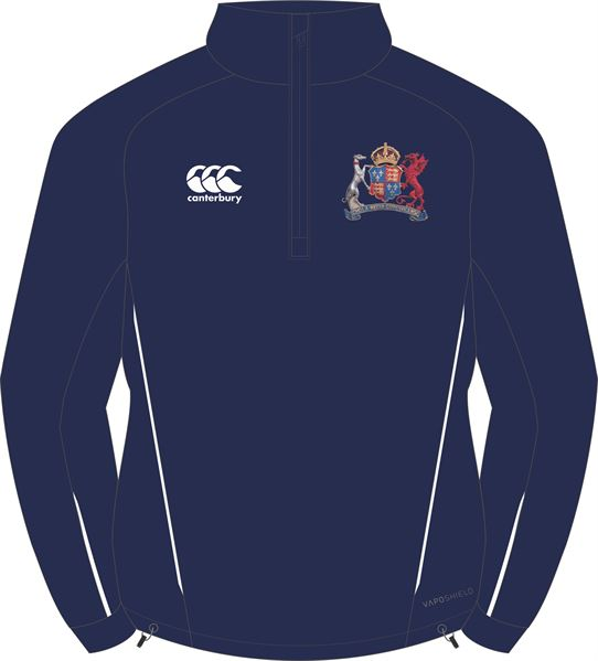 Ipswich School Midlayer Top (Navy)