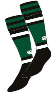 new Langley Socks - Girls Provinces Stripe Sock