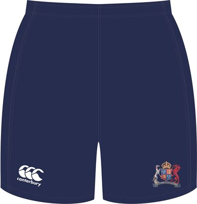 Ipswich School Team Short (Navy)