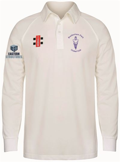 Brettenham Park CCMatrix LS playing shirt
