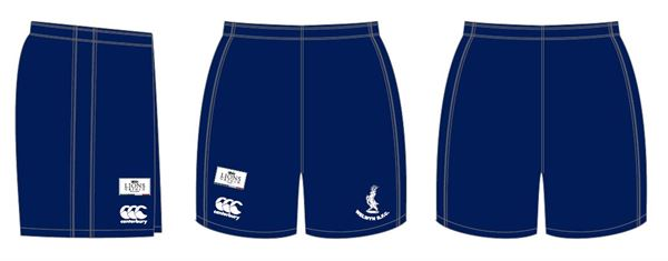 Team Gym Short Navy