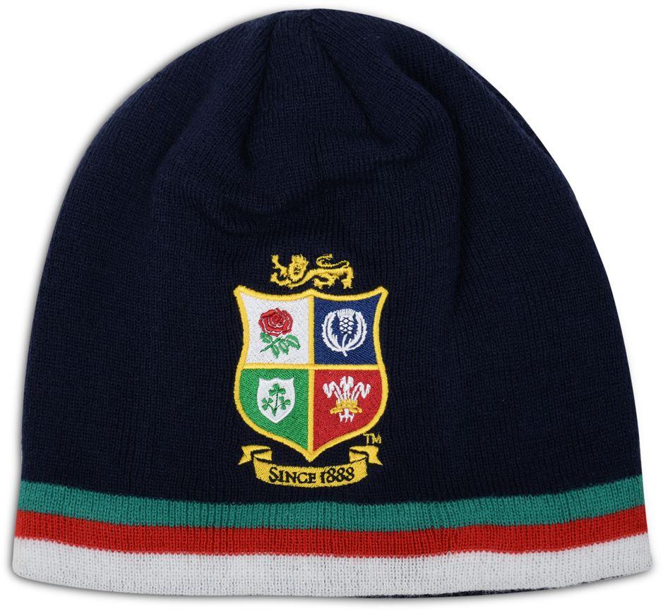 8af2c36e9 Canterbury British   Irish Lions Acrylic Fleece Beanie - Navy. E20  2864 E03 1