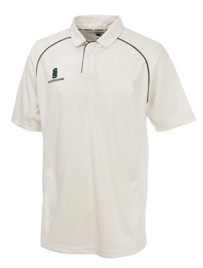 SUR232_GREEN Surridge Premier Shirt Large