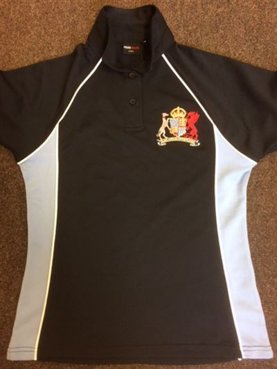 girls cricket polo