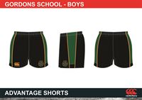 Gordons School Advantage Shorts