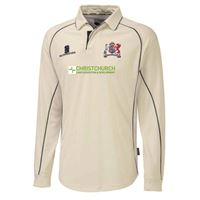 Ipswich School surridge cricket LS shirt