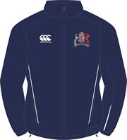 Ipswich School Full Zip JAcket (Navy)
