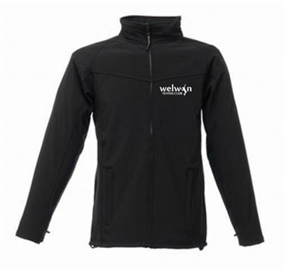 Regatta Unisex Softshell with logo