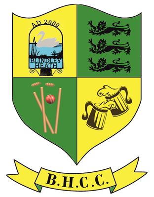 Blindley Heath CC Badge