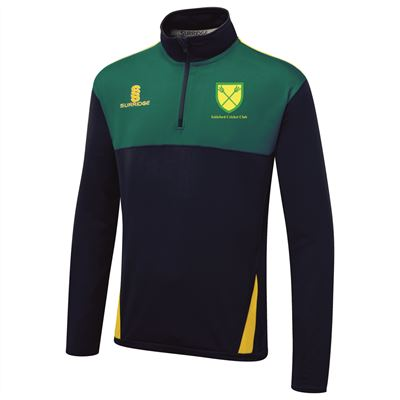 Ickleford CC Qtr Zip Top