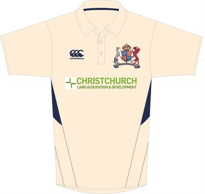 Ipswich School Cricket Shirt