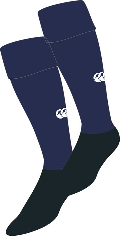 Ipswich School Socks (Navy)