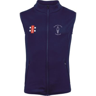 Brettenham Park CC Body Warmer navy