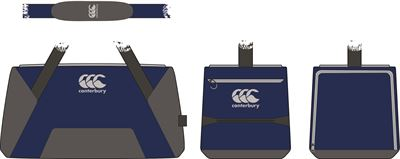 actonians teamwear holdall