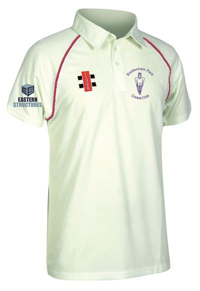 Brettenham Park CCMatrix SS playing shirt