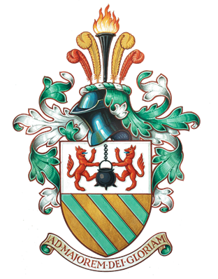 Crest without background
